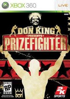 <i>Don King Presents: Prizefighter</i> video game