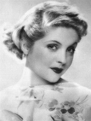 Dorothy Hyson - Image: Dorothy Hyson