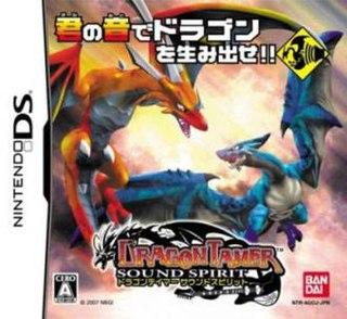 <i>Dragon Tamer Sound Spirit</i> video game