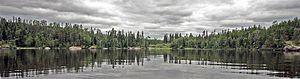 Nopiming Provincial Park - Image: Eaglebay