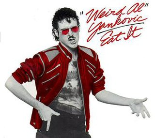"""Eat It 1984 single by """"Weird Al"""" Yankovic"""