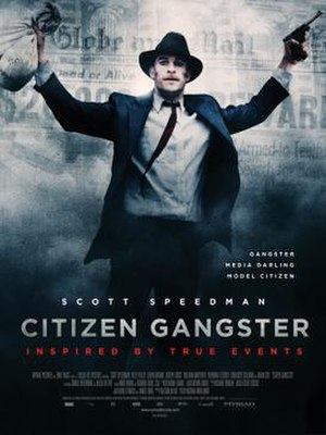 Edwin Boyd: Citizen Gangster - Film poster