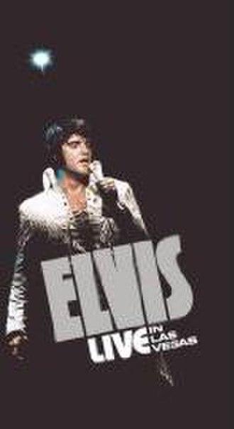 Live in Las Vegas (Elvis Presley album) - Image: Elvisliveinlasvegas