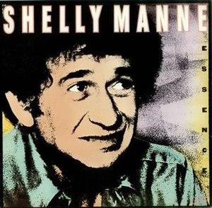Essence (Shelly Manne album) - Image: Essence (Shelly Manne album)