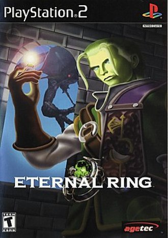 Eternal Ring - North American cover art
