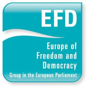 Europe of Freedom and Democracy - Europe of Freedom and Democracy Group logo