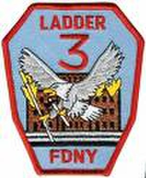 New York City Fire Department Ladder Company 3 - Image: FDNY ladder 3