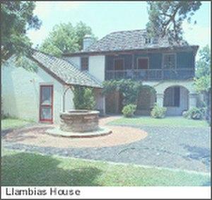 Llambias House - Image: FL Llambias 2
