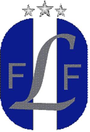 Lillehammer FK - Logo of Faaberg Football Lillehammer.