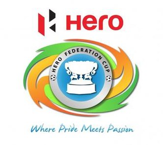 Federation Cup (India) Football tournament in India