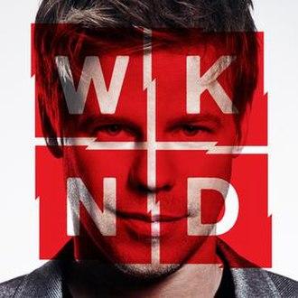 WKND (album) - Image: Ferry Corsten WKND