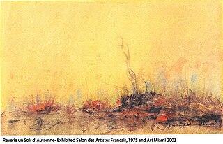 Fleury Linossier French artist