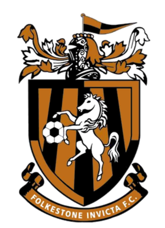 Folkestone Invicta F.C. - Image: Folkestone Invicta F.C. logo