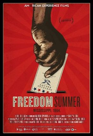 Freedom Summer (film) - Film poster