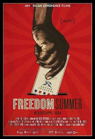 Freedom Summer (film) - Film poster