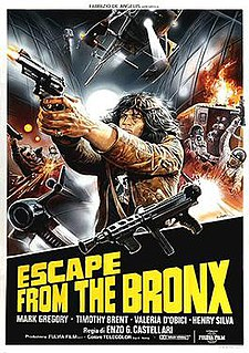 <i>Escape from the Bronx</i>