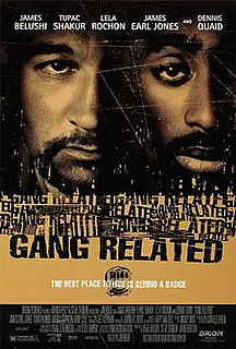 <i>Gang Related</i> 1997 film directed by Jim Kouf