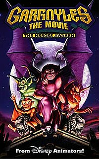 <i>Gargoyles the Movie: The Heroes Awaken</i> 1995 film
