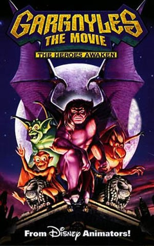 Gargoyles the Movie: The Heroes Awaken - Image: Gargoyles the Movie The Heroes Awaken Film Poster