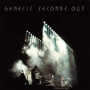Seconds Out - Image: Genesis Seconds Out