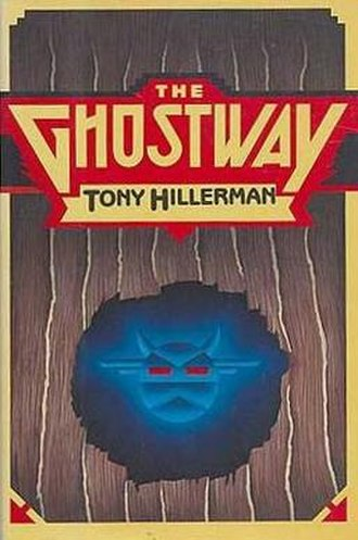 The Ghostway - First edition cover