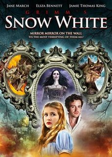 <i>Grimms Snow White</i> 2012 American fantasy film directed by Rachel Lee Goldenberg