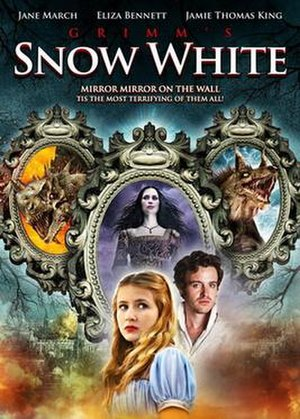 Grimm's Snow White - Image: Grimm's Snow White