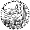 Official seal of Hampden, Massachusetts