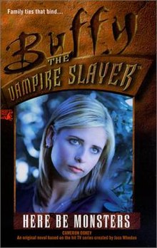 Here Be Monsters (Buffy Novel).jpg