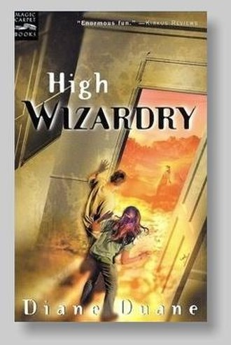 High Wizardry - Cover art for High Wizardry