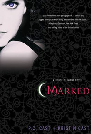 House of Night - Cover of Marked, the first novel in the series