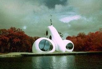 Ant Farm (group) - Image: House of the Century Ant Farm
