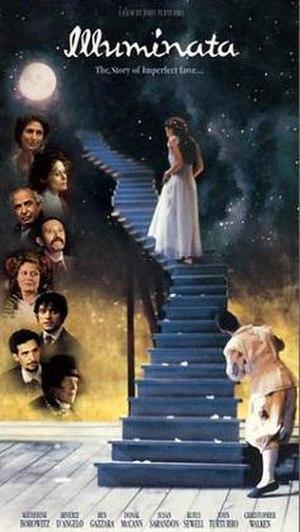 Illuminata (film) - DVD cover
