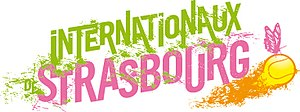Internationaux de Strasbourg - Image: Internationaux de Strasbourg logo