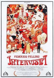1987 film by Federico Fellini