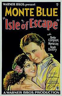 <i>Isle of Escape</i> 1930 film