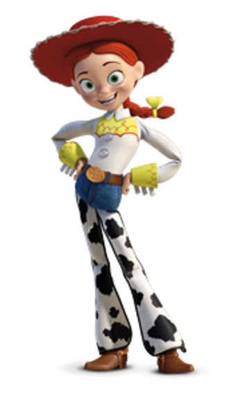 Jessie (Toy Story) - Jessie in a promotional image of Toy Story 3