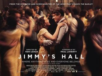 Jimmy's Hall - Film poster