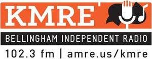 KMRE-LP - Image: KMRE Logo
