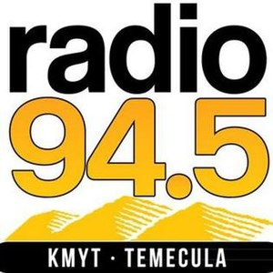KMYT (FM) - Image: KMYT Radio 94.5 logo