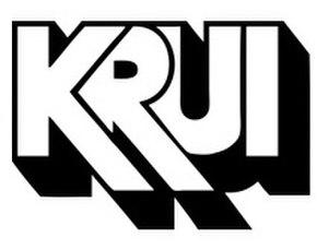 KRUI-FM - Image: KRUI FM logo