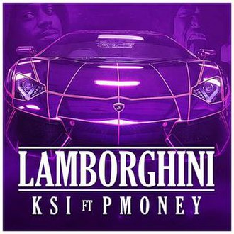 KSI featuring P Money — Lamborghini (studio acapella)
