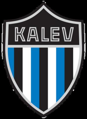 BC Tallinna Kalev - Image: Kalev crest
