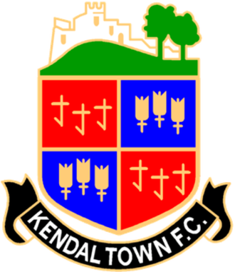 Kendal Town F.C. - Image: Kendal Town FC logo