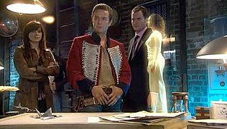 Kiss Kiss, Bang Bang (<i>Torchwood</i>) 2008 Torchwood episode