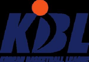 Korean Basketball League - Image: Korean Basketball League logo