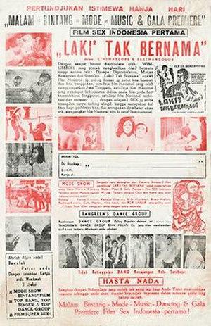 Laki-Laki Tak Bernama - Image: Laki Laki Tak Bernama (1969, wiki)