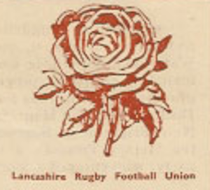 Lancashire County Rugby Football Union - Image: Lancashire County RFU Logo