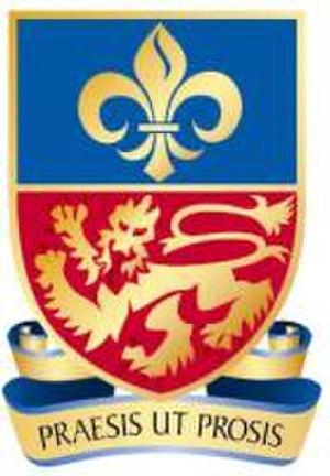 Lancaster Royal Grammar School - Image: Lancaster Royal Grammar School (logo)