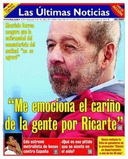 <i>Las Últimas Noticias</i>
